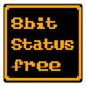 8bit StatusBar Free