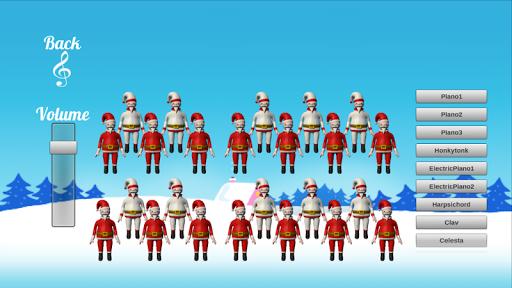 玩免費音樂APP|下載Christmas Piano and Snowflakes app不用錢|硬是要APP