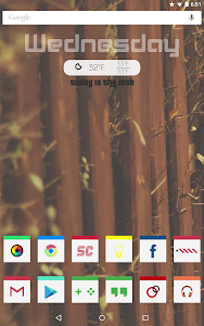 Glare Icon Pack v1.0