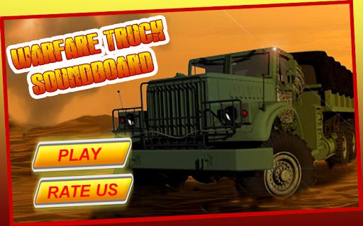 Warfare Truck Soundboard