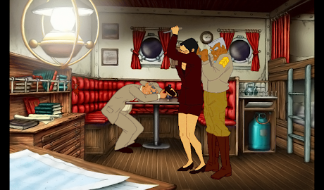 Broken Sword 2: Remastered Screenshot 23