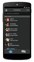 Screenshot of Ping Messenger