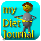 my Diet Journal icon