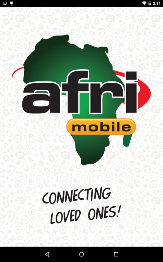 AfriMobile- screenshot