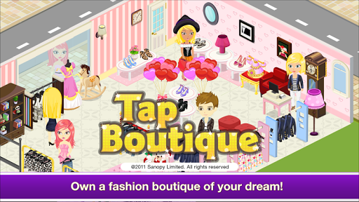 時尚精品店Tap Boutique Girl Fashion
