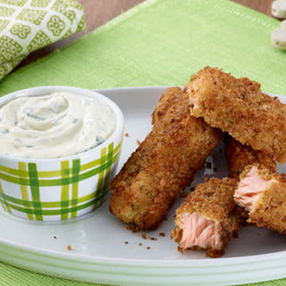 Parmesan Fish Fingers