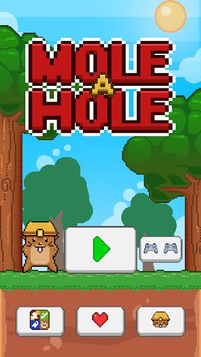 Mole a Hole Free