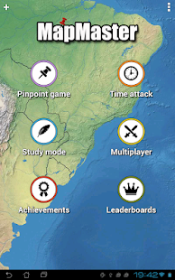 MapMaster - Geography game- screenshot thumbnail