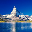 Top 10 Mountains Live wallpape logo