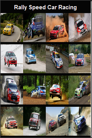 Rally Speed Car Racing Games - screenshot