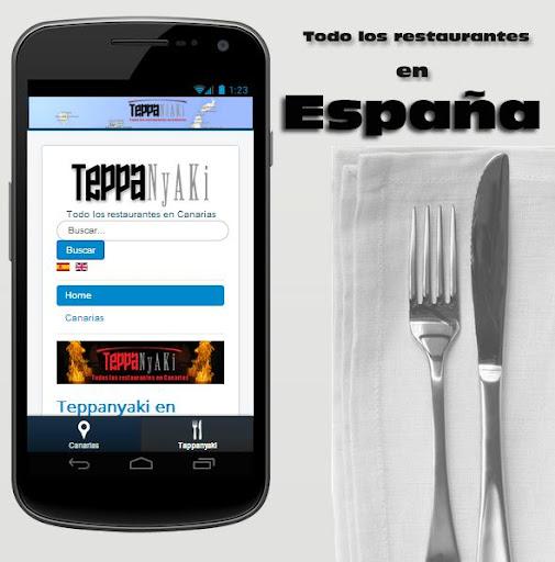 Teppanyaki en España