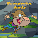 Prospector Andy Free Edition logo