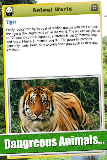 玩教育App|动物世界免費|APP試玩