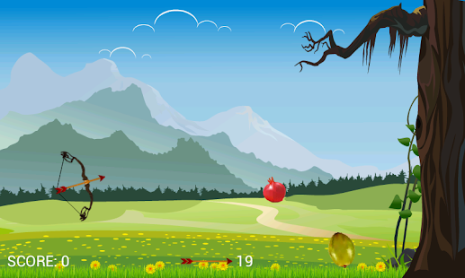 Fruit Archery I - screenshot thumbnail