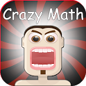 Crazy Maths Challenge Free icon