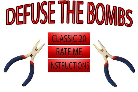 Defuse The Bombs