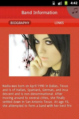Nadia Carolina - screenshot