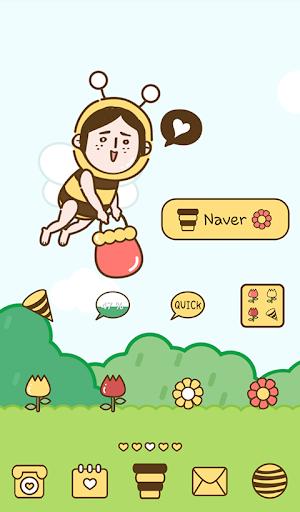 낭군 헬로꿀벌 도돌런처 테마
