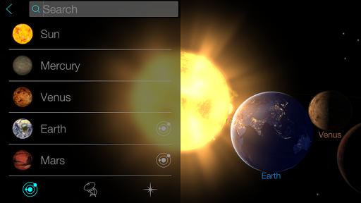 Solar Walk: Explore the Universe in Planetarium 3D  screenshots 15