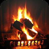 Fireplace Video Live Wallpaper