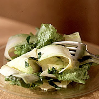 Sliced-Artichoke Salad