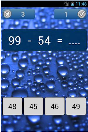 Basic Math for Kids 1.0 screenshot 2071838