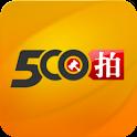 500拍 logo