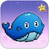 Flying Whales - Flappy Whales