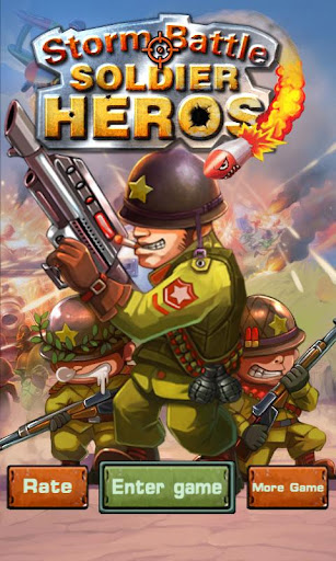 Storm Battle:Soldier Heroes
