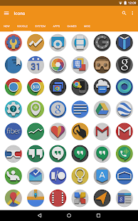 Aloha - Icon Pack - screenshot thumbnail