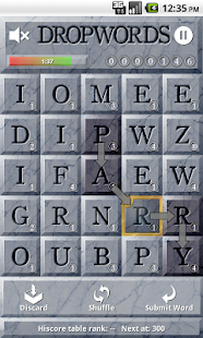 Dropwords - screenshot thumbnail