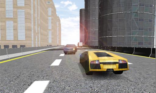 Drive Car 2: Heavy Traffic