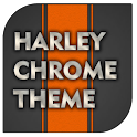 Harley Chrome Go theme logo