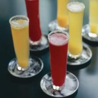 Fruity Bellini Three Ways