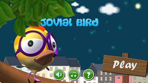 Jovial Bird