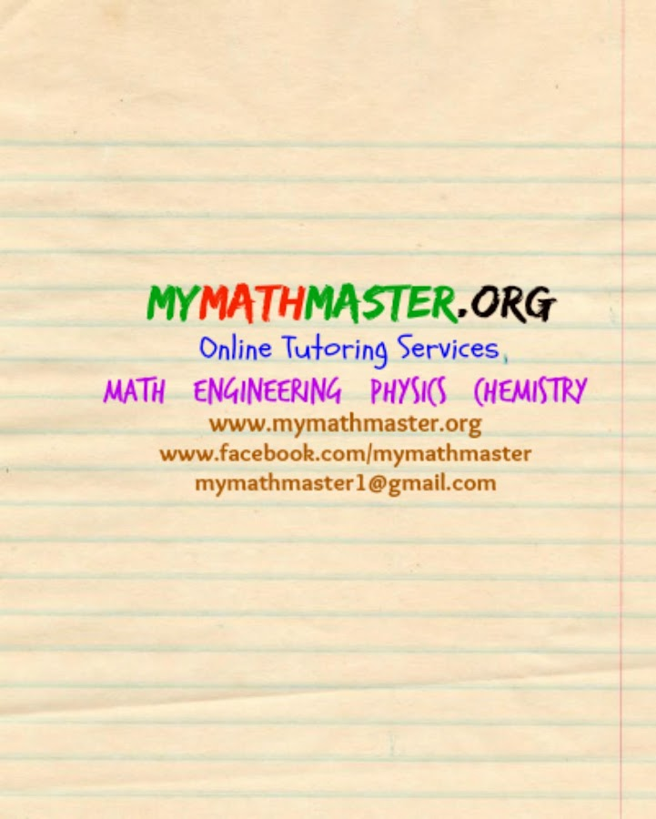 My Math Master - Android Apps on Google Play