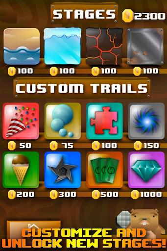 Bouncy Beaver 1.0.0 screenshots 4
