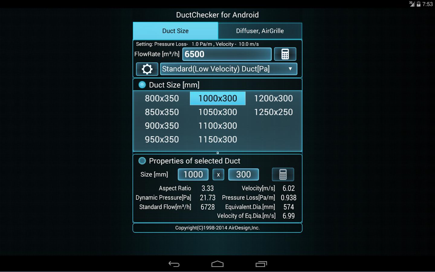 DuctChecker for Android- screenshot