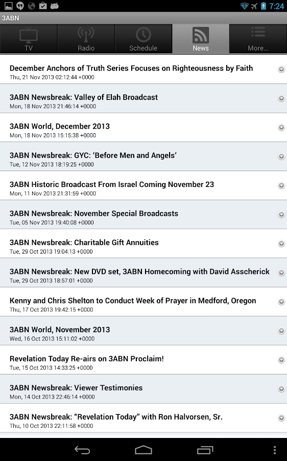 3ABN- screenshot