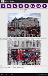 Audio Guía Londres MV- screenshot thumbnail