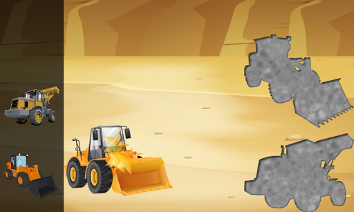 Digger Puzzles for Toddlers  screenshots 7