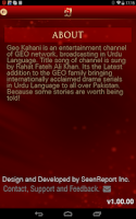 Screenshot of Geo Kahani