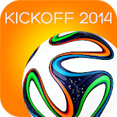 KICKOFF 2014 - World Cup App