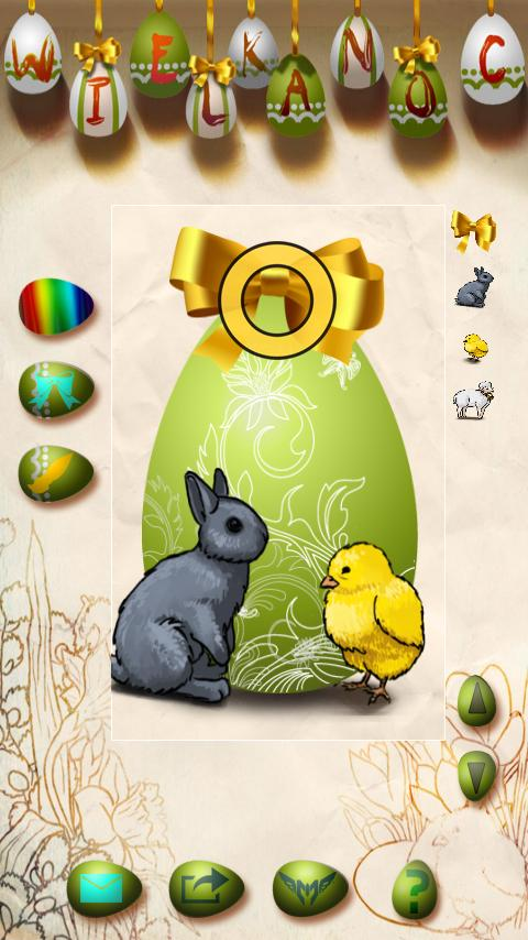 Wielkanoc - screenshot