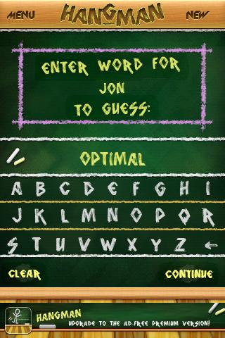 Hangman Free- screenshot