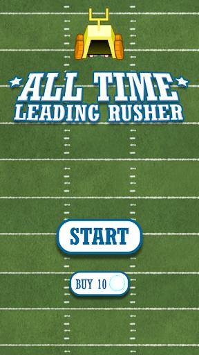 Football Playoffs Top Rusher