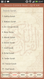 the holy quran application for pc