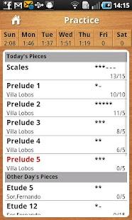JustPractice- screenshot thumbnail