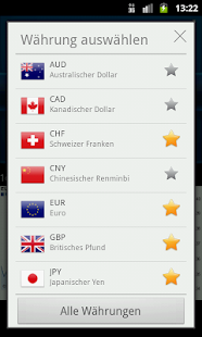 whrungsrechner easy currency screenshot whrungsrechner easy currency screenshot