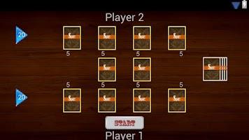Screenshot of Spit! Speed! Slam! Card Game